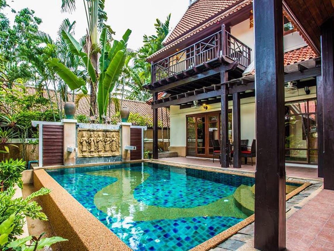 Oriental Paradise Villa - Hotels and Accommodation in Thailand, Asia