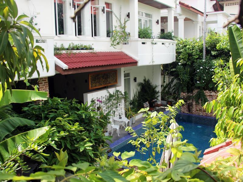 VMANSION Boutique Hotel - Phnom Penh