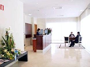 Eurostars Plaza Delicias Hotel Zaragoza - Lobby