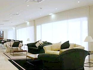 Eurostars Plaza Delicias Hotel Zaragoza - Lounge