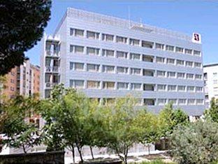 Eurostars Plaza Delicias Hotel Zaragoza - Hotel Exterior