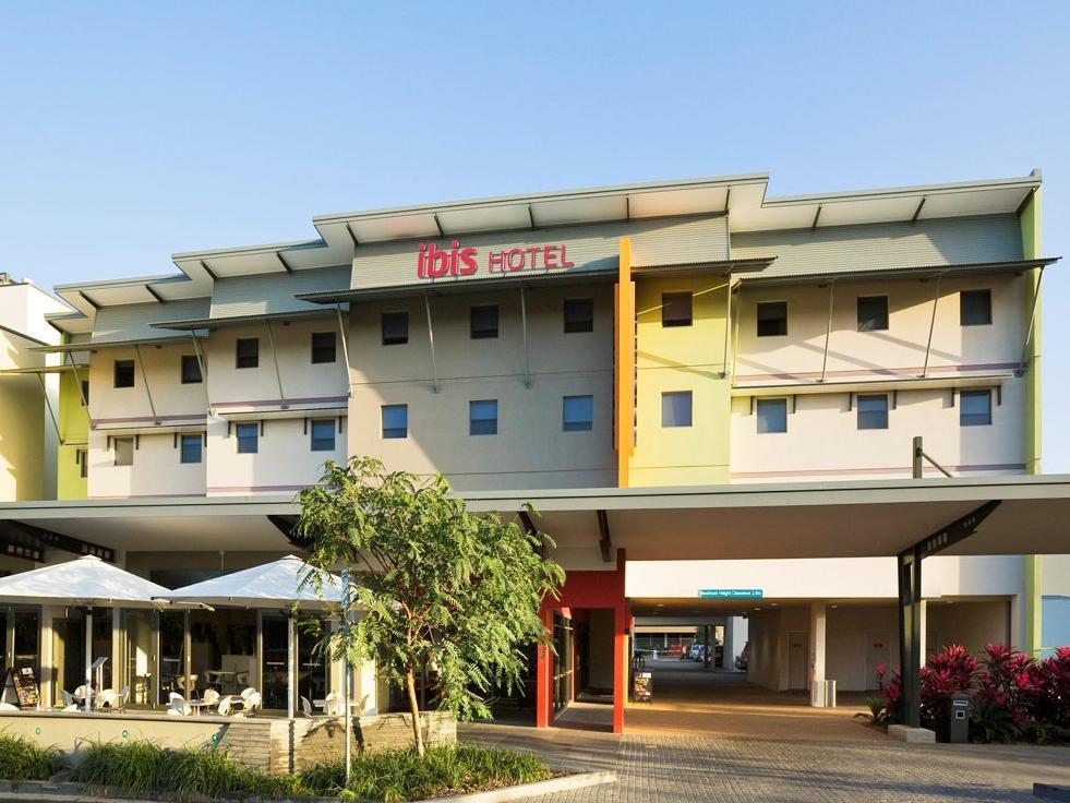Hotell Hotel Ibis Townsville