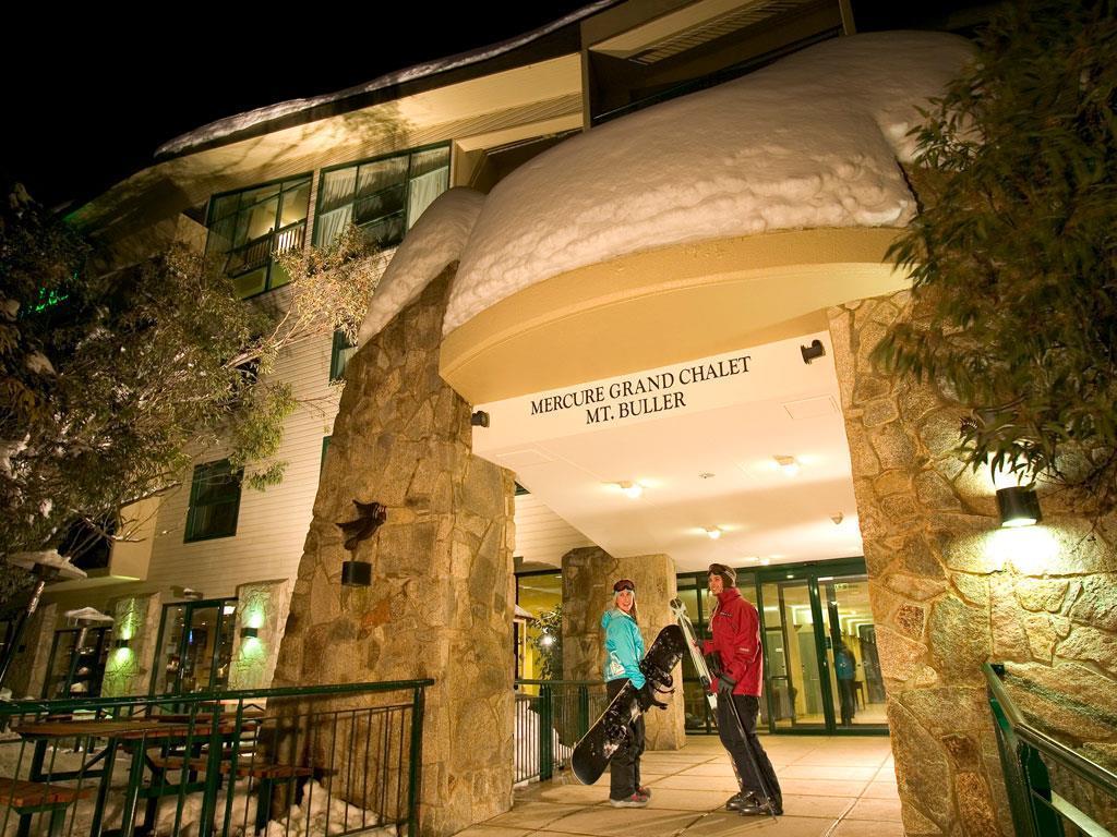 Grand Mercure Chalet Mt Buller Hotel - Hotell och Boende i Australien , Mount Buller