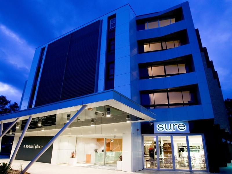 Hotel Urban St Leonards - Hotell och Boende i Australien , Sydney