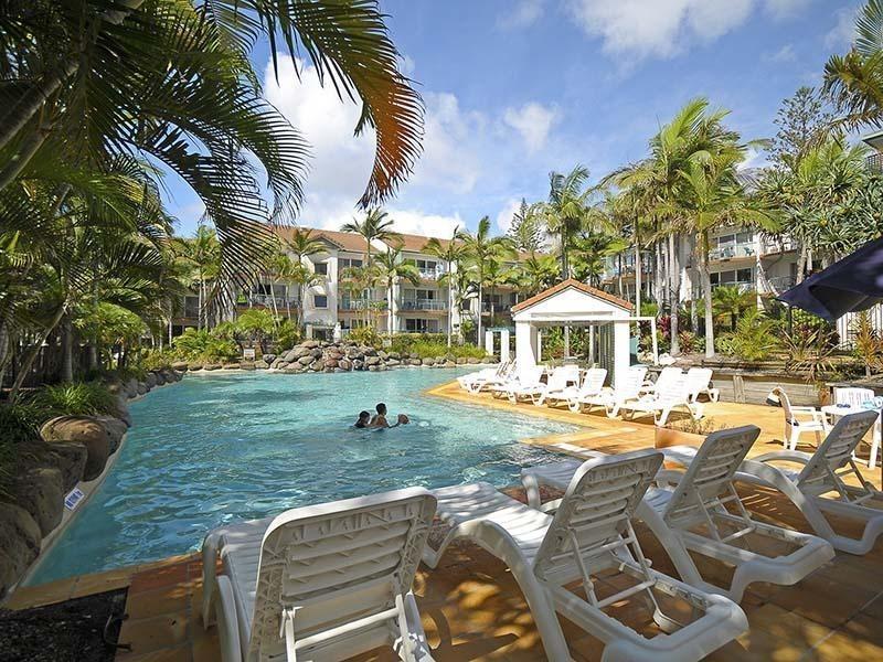 Grande Florida Beachside Resort - Hotell och Boende i Australien , Guldkusten