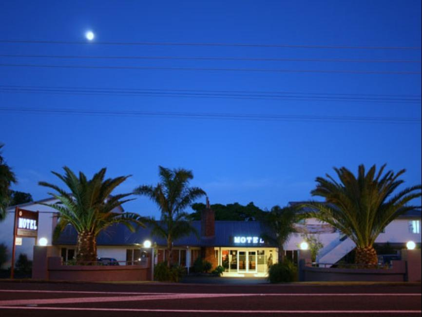 AK West Motel - Hotels and Accommodation in New Zealand, Pacific Ocean And Australia