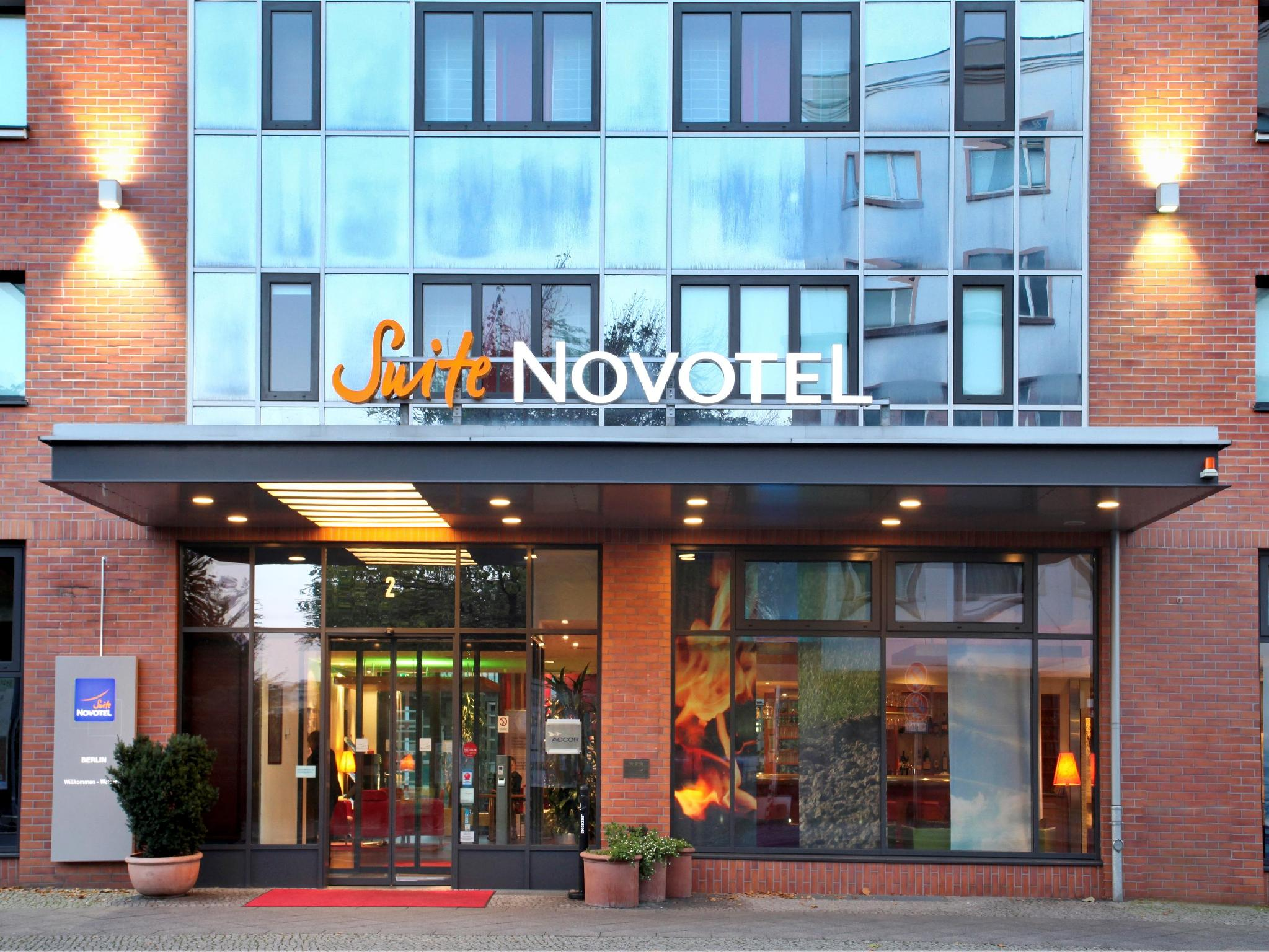 Novotel Suites Berlin City Potsdamer Platz - Hotell och Boende i Tyskland i Europa
