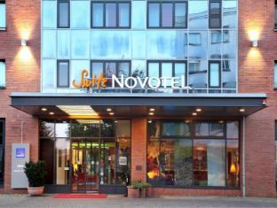 Suite Novotel Berlin Potsdamer Platz Hotel Berlin - Exterior