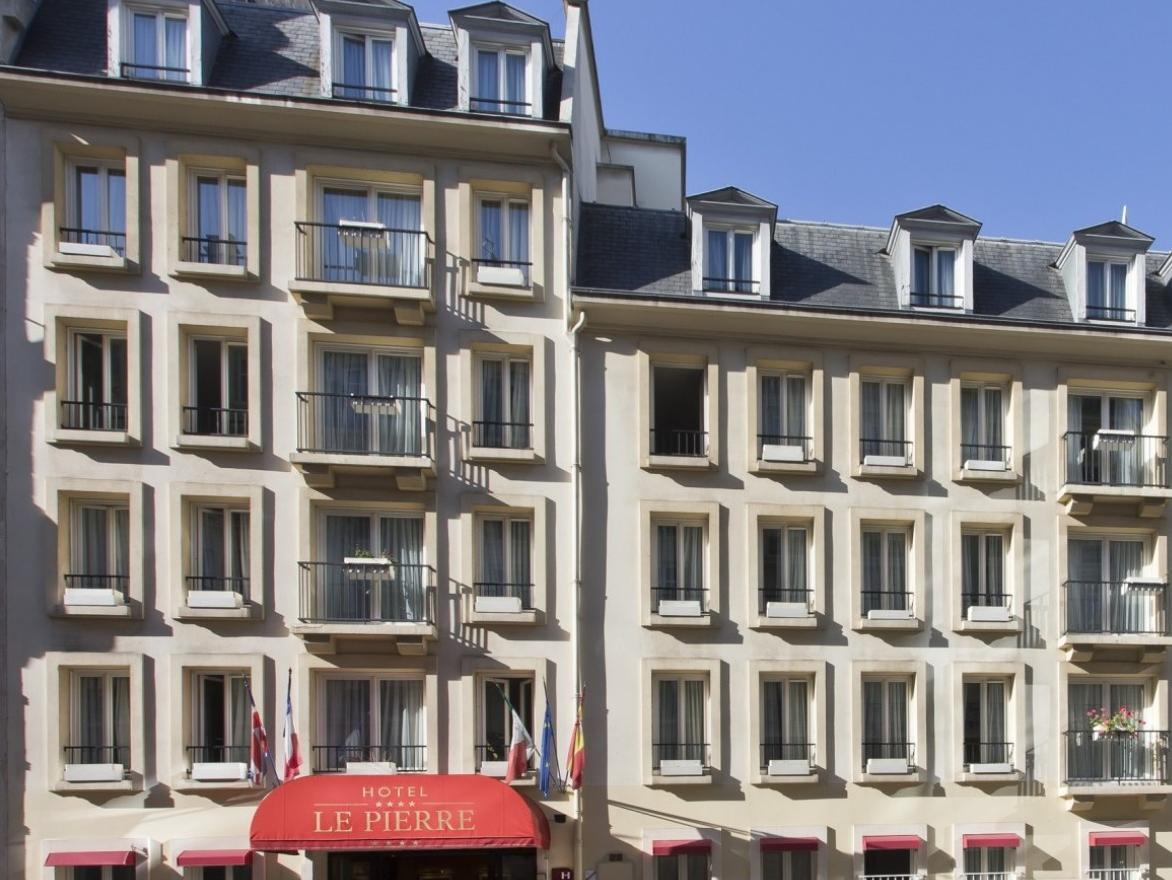 Hotel Le Pierre - Hotell och Boende i Frankrike i Europa