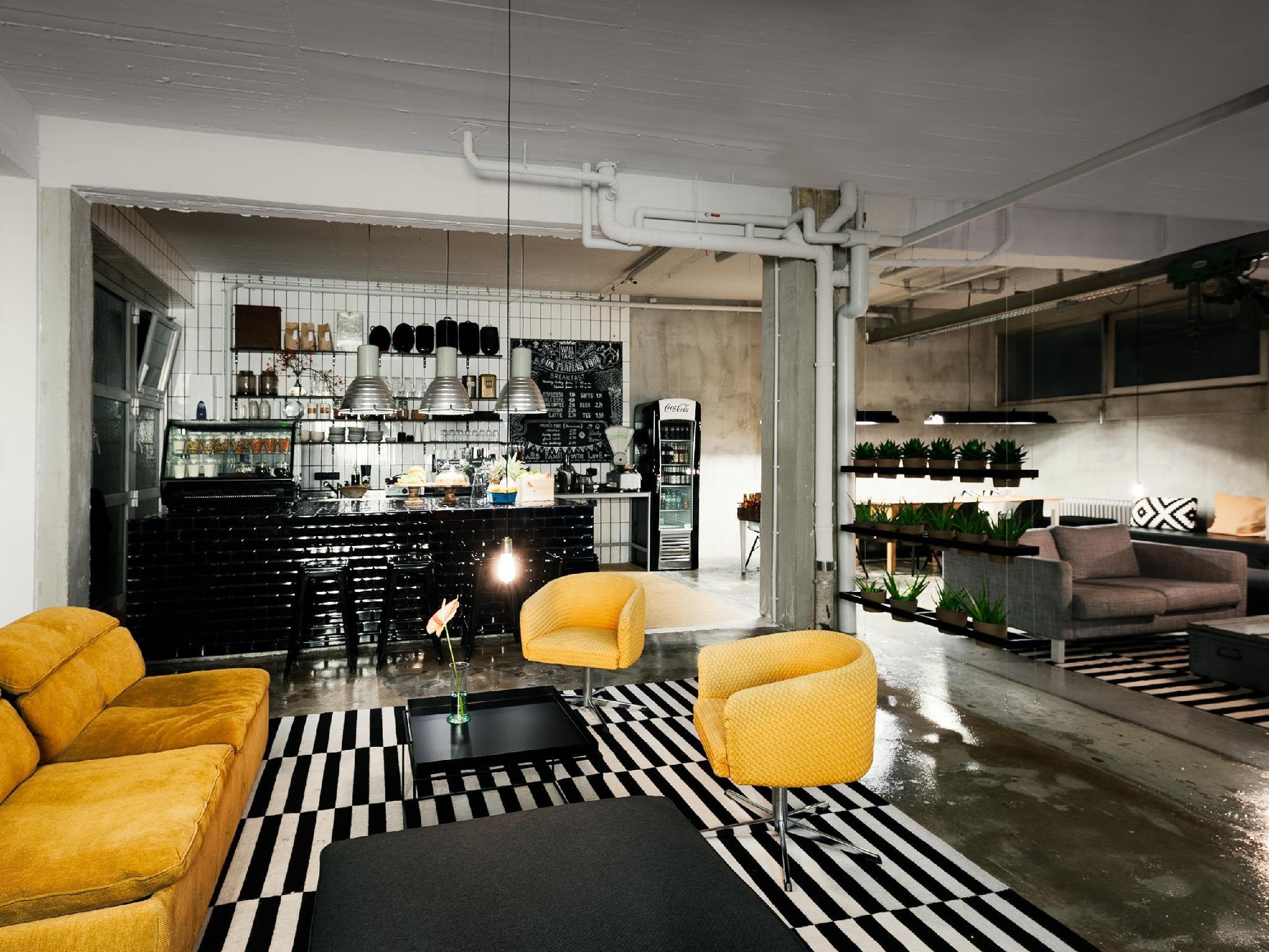 Wallyard Concept Hostel Berlin - Hotell och Boende i Tyskland i Europa