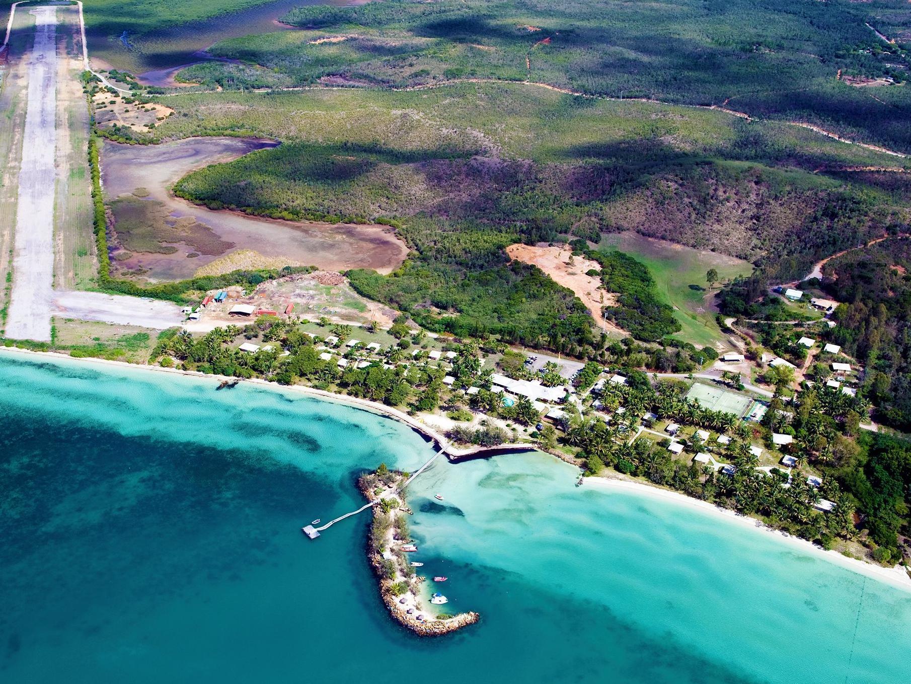 Hotel Malabou Beach - Malabou