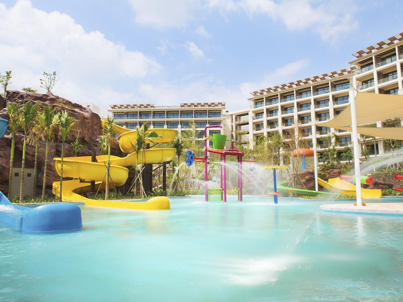 Shangri-La Sanya Resort & Spa Hainan - Sanya