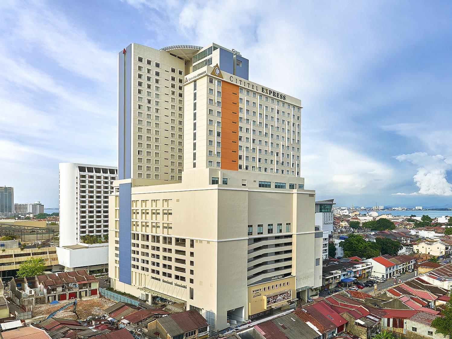 Cititel Express Penang Hotel - Hotels and Accommodation in Malaysia, Asia