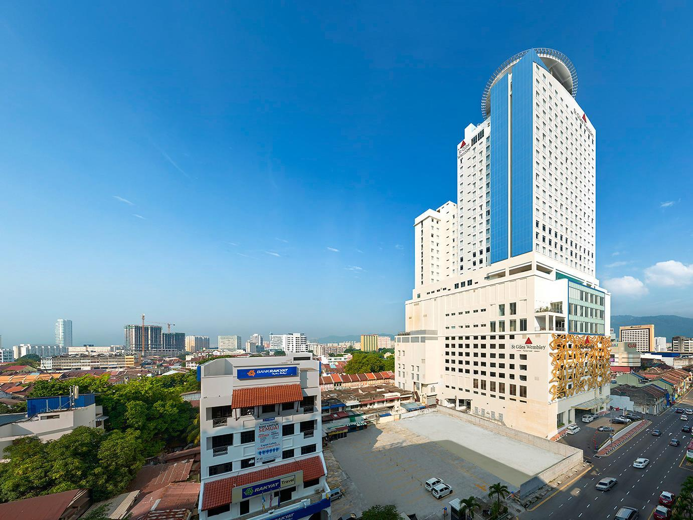 The Wembley - A St Giles Hotel Penang - Hotels and Accommodation in Malaysia, Asia
