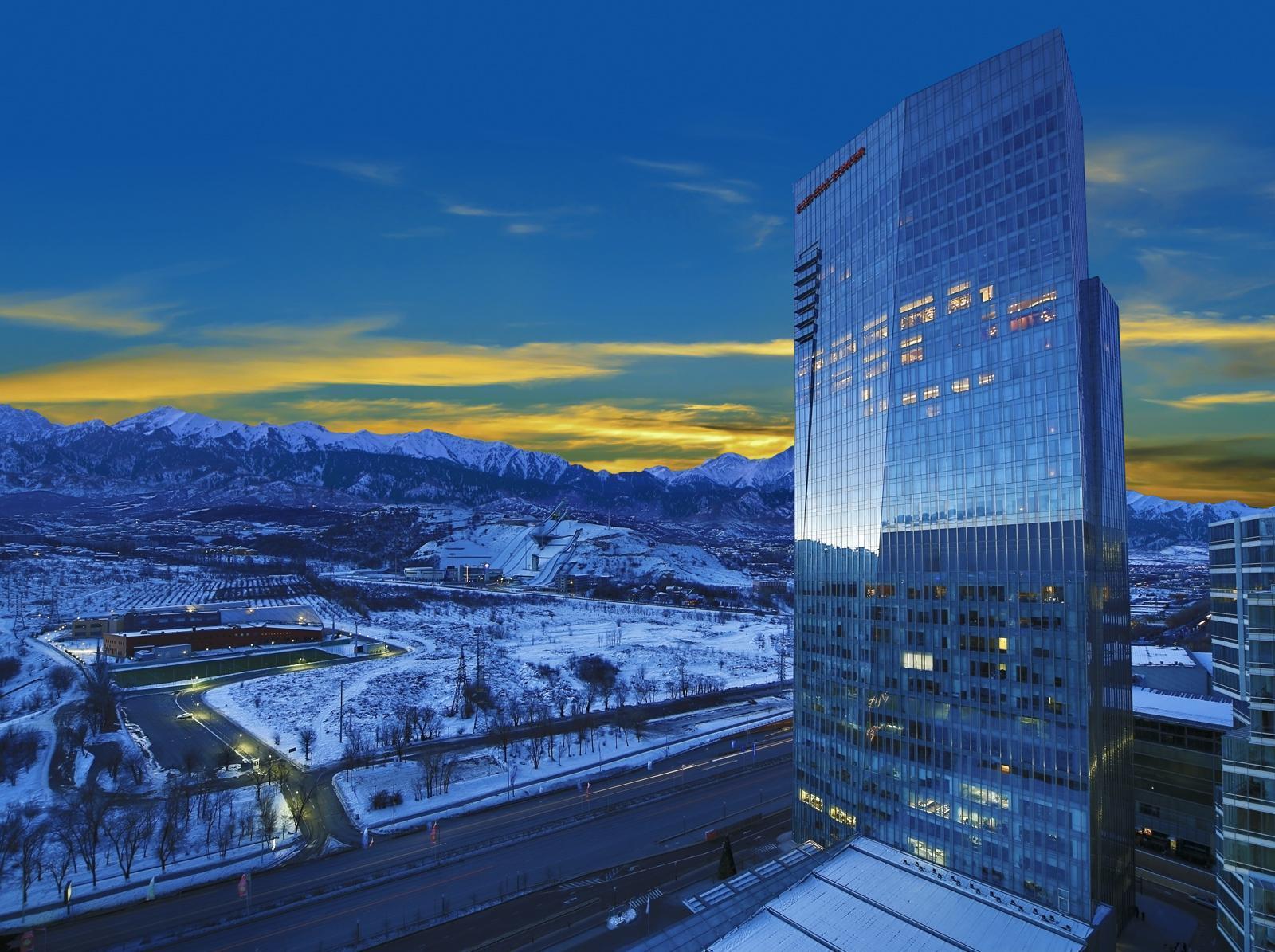 The Ritz Carlton Almaty - Almaty