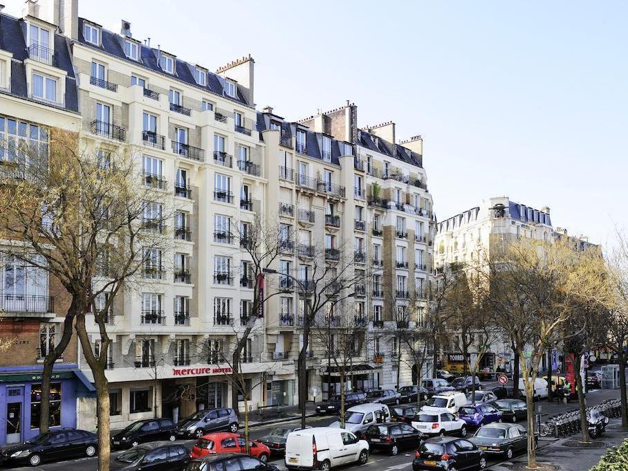 Mercure Paris Plaza Pont Mirabeau Hotel