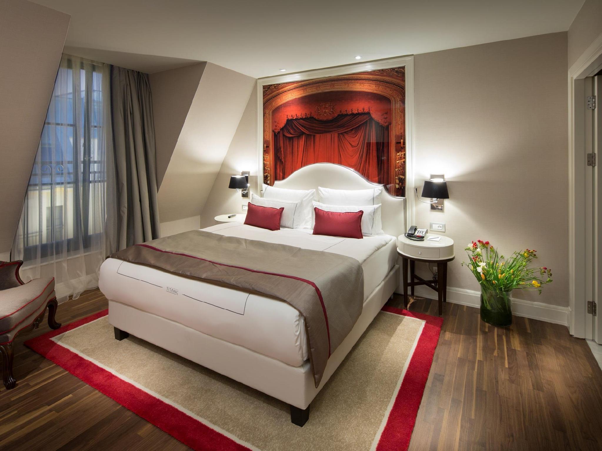 Titanic Gendarmenmarkt Berlin Hotel - Hotell och Boende i Tyskland i Europa