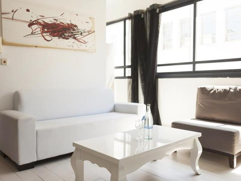 Shenkin Vilmar Apartments - Hotels and Accommodation in Israel, Middle East
