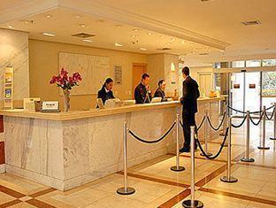 Mercure Sp Nortel Hotel Sao Paulo - Reception