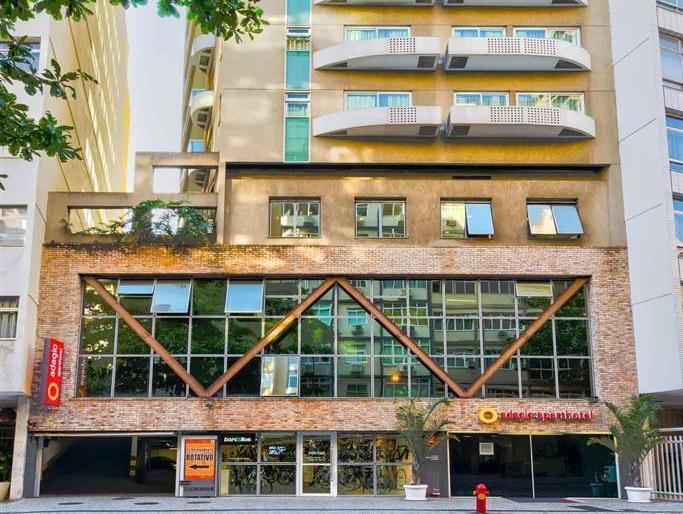 Mercure Rio de Janeiro Ipanema Hotel
