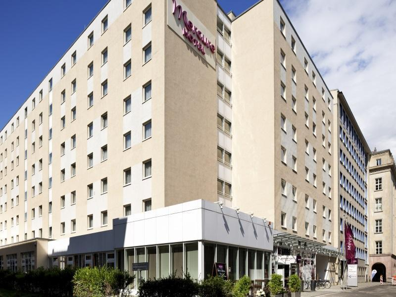 Mercure Hotel Berlin City ברלין