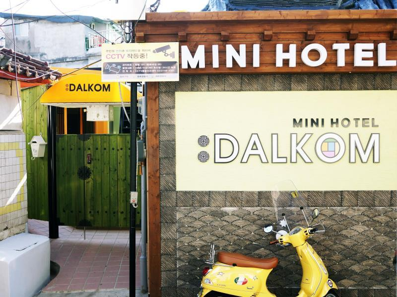 Mini Hotel DALKOM