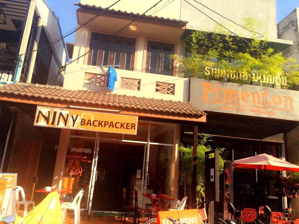 Niny Backpackers - Hotels and Accommodation in Laos, Asia