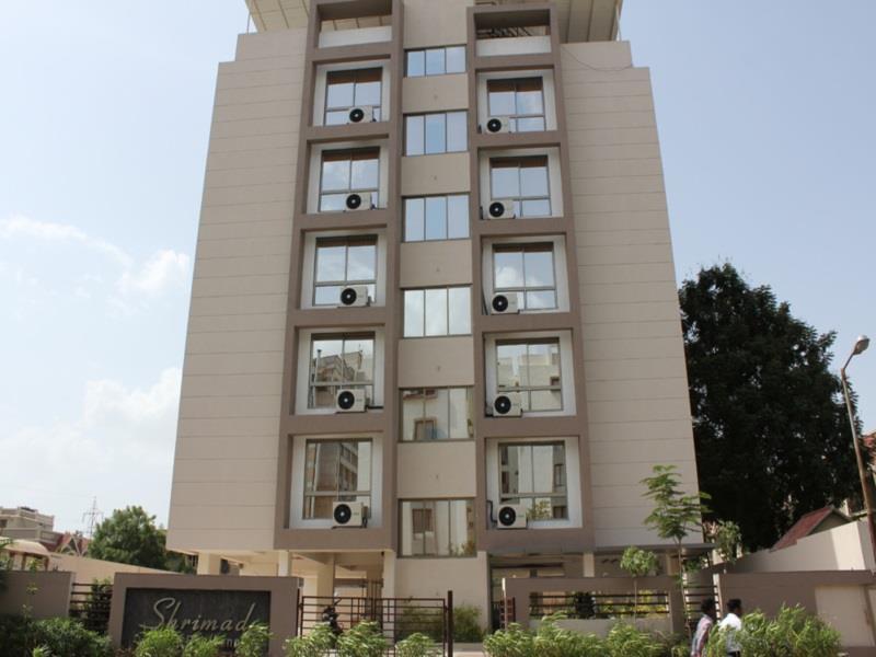 Hotel Shrimad Residency - Ahmedabad