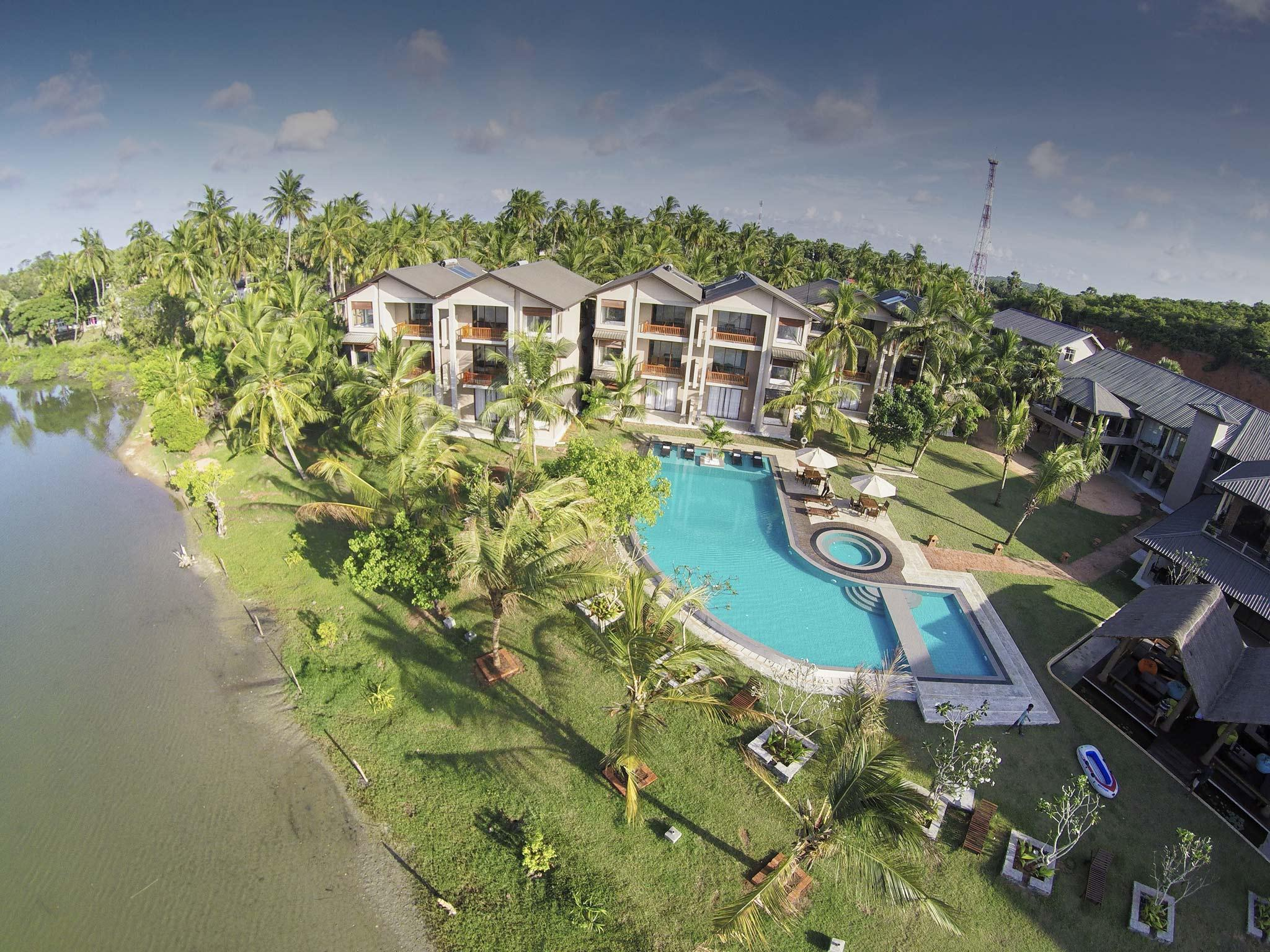 Amaranthe Bay Resort & Spa - Hotels and Accommodation in Sri Lanka, Asia