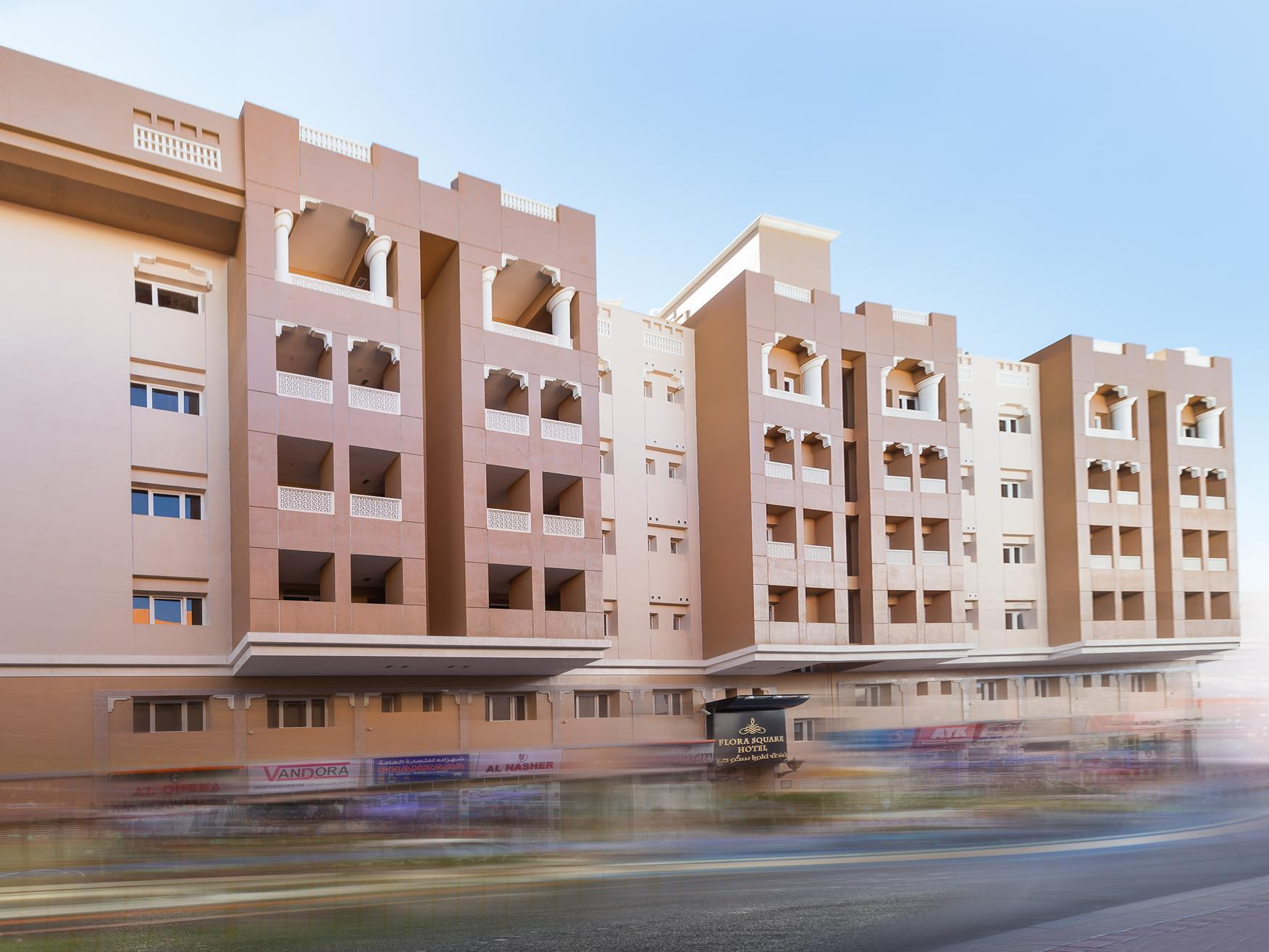 Flora Square Hotel - Hotels and Accommodation in United Arab Emirates, Middle East