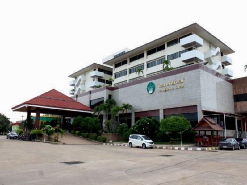 JP Emerald Hotel - Yasothon
