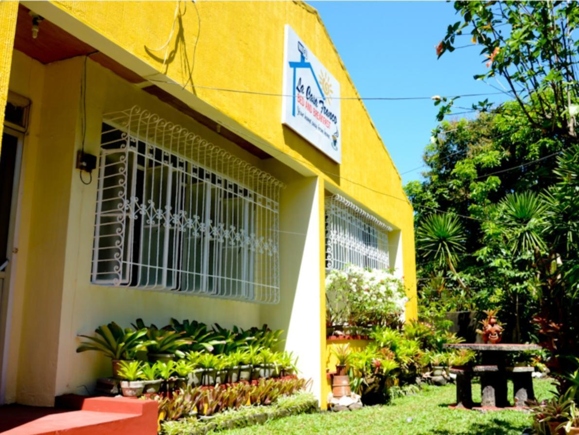 La Casa Franco Bed & Breakfast - Legazpi