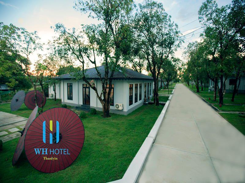 WH Hotel & Service Apartment - Hotels and Accommodation in Myanmar, Asia
