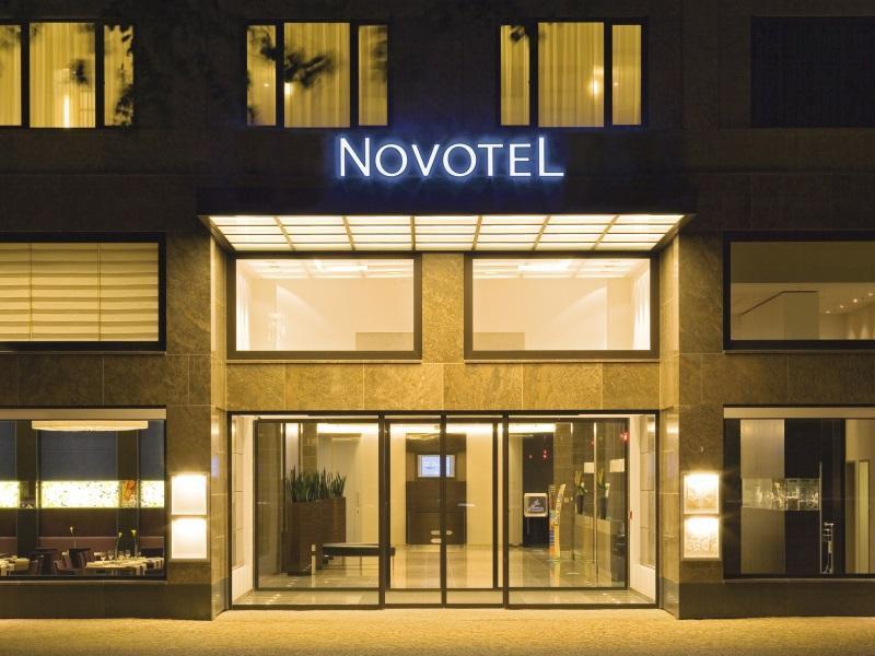 Novotel Berlin Am Tiergarten Hotel Берлин