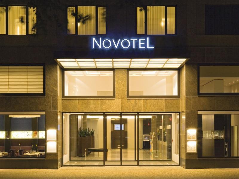 Novotel Berlin Am Tiergarten Hotel ברלין