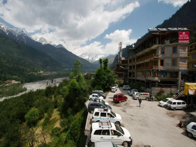 Hotel Valley of Gods - Manali