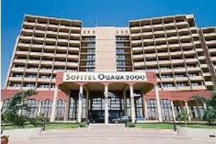 ソフィテルオウアガ2000ホテルの外観