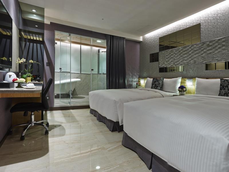 Beauty Hotels Taipei- Hotel Bstay