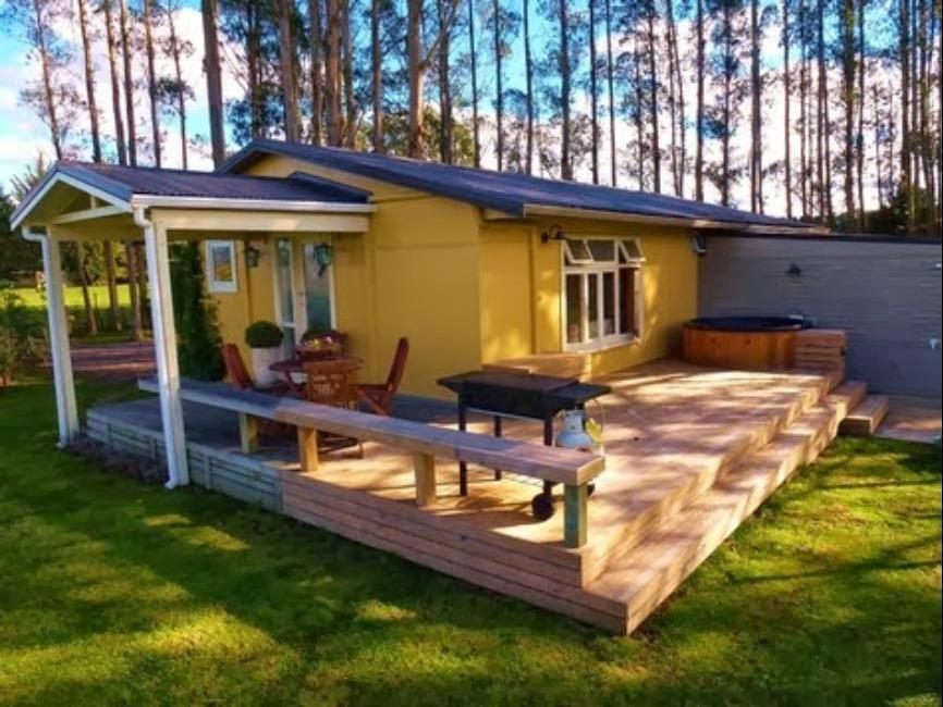 Blossom Cottage - Hotels and Accommodation in New Zealand, Pacific Ocean And Australia