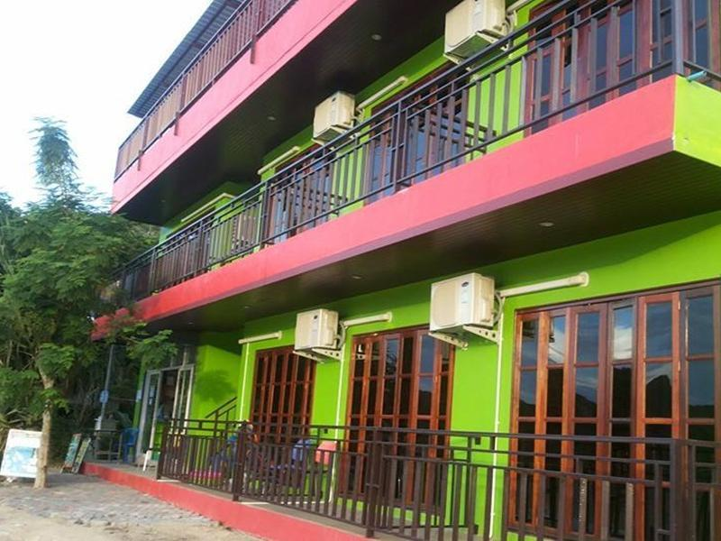 Phi Phi Green House - Hotels and Accommodation in Thailand, Asia