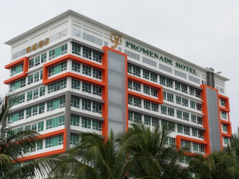 Promenade Hotel Bintulu - Hotels and Accommodation in Malaysia, Asia