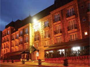 hotel park house bogota: