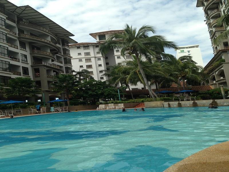 Family Stay at Melaka Apartment