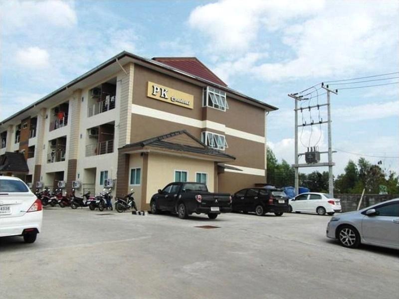 PK Condotel - Hotell och Boende i Thailand i Asien