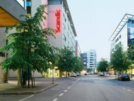 Scandic Sjolyst Hotel