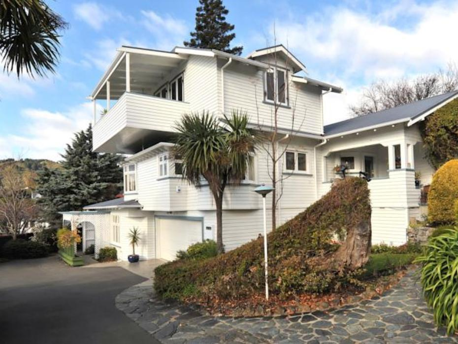Shelbourne Villa - Hotels and Accommodation in New Zealand, Pacific Ocean And Australia