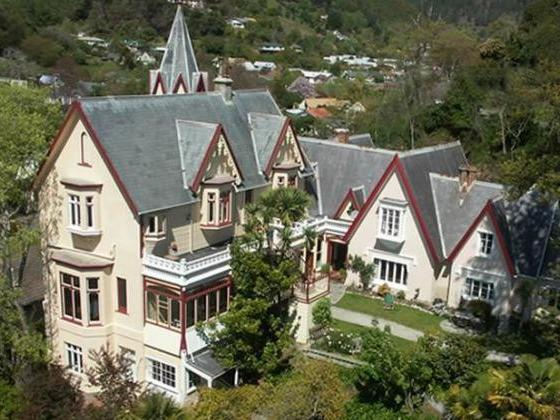 Boutique Hotel Warwick House - Hotels and Accommodation in New Zealand, Pacific Ocean And Australia