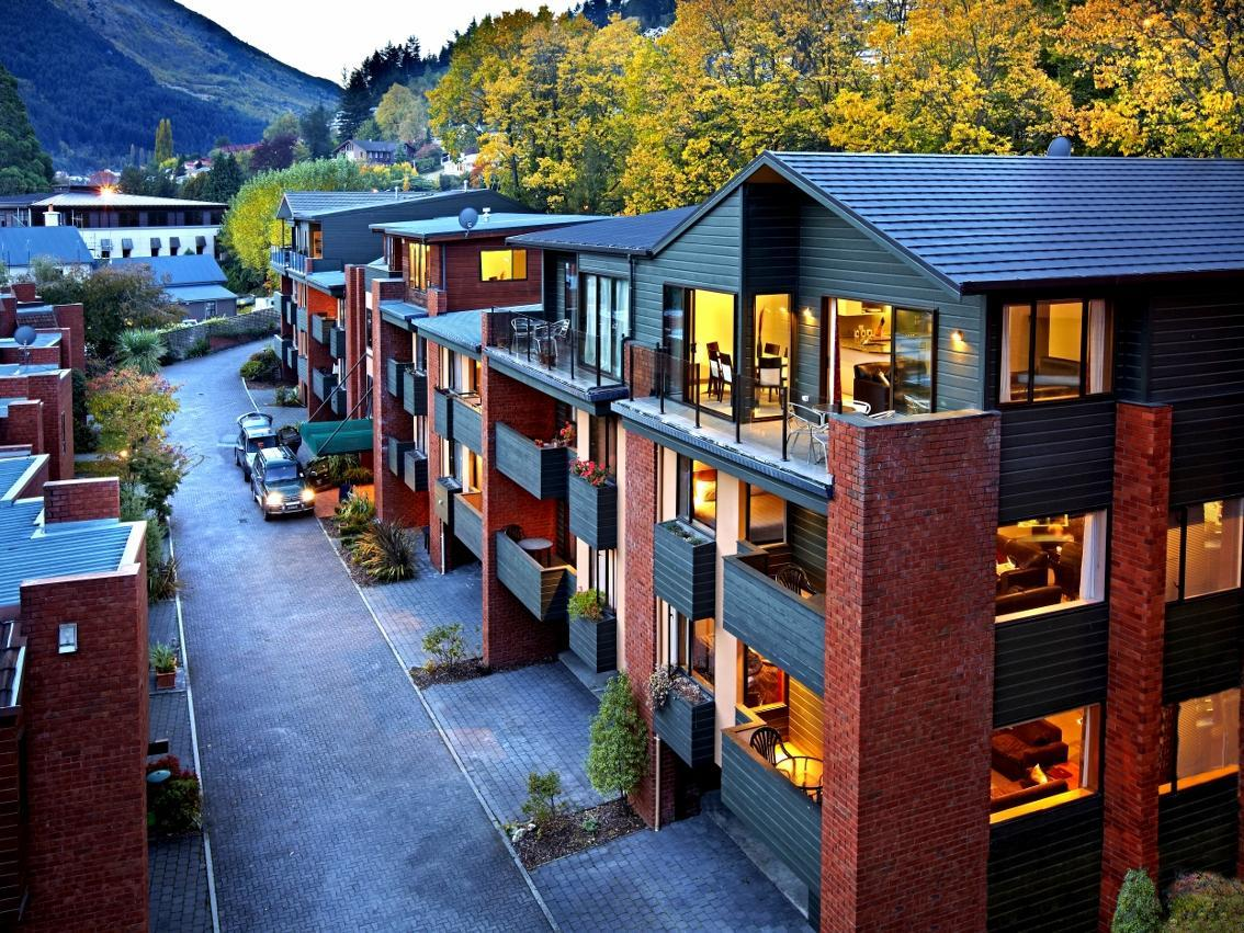 St James Apartments - Hotels and Accommodation in New Zealand, Pacific Ocean And Australia