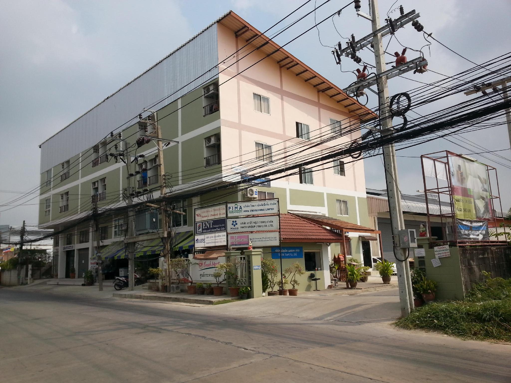 Freesia Bangphi Guest House