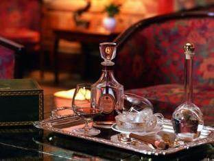 Hotel Longemalle Ženeva - bar/salon